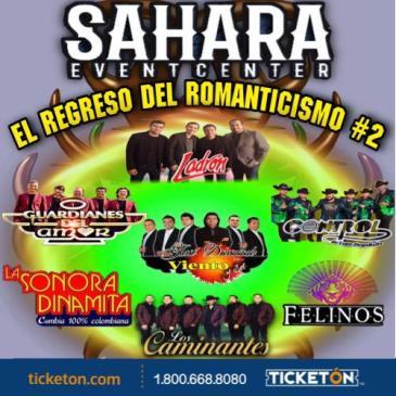 CANCELADO-EL REGRESO DEL ROMANTICISMO 2: Main Image