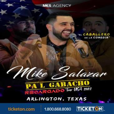 "MIKE SALAZAR ""PA'L GABACHO RECARGADO"": Main Image"