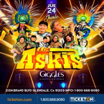LOS ASKIS EN LOS ANGELES: Main Image