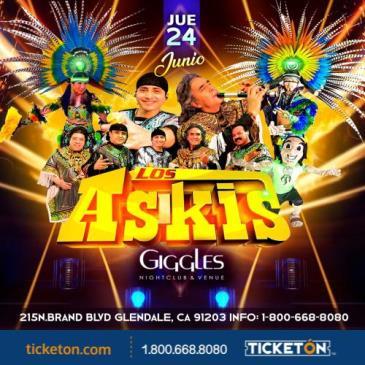 LOS ASKIS EN LOS ANGELES