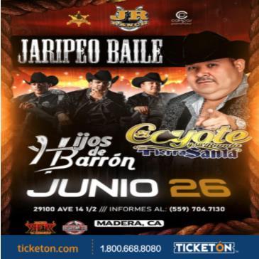 EL COYOTE - HIJOS DE BARRON: Main Image