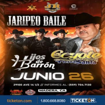EL COYOTE - HIJOS DE BARRON