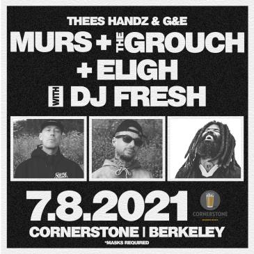 Murs + The Grouch + Eligh with DJ Fresh: Main Image