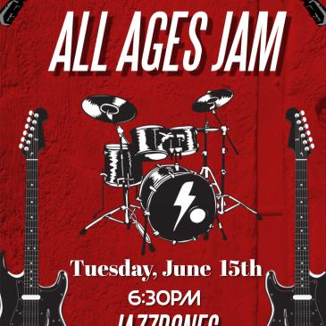 Ted Brown Music Presents: Live It Outloud (All Ages Jam)-img