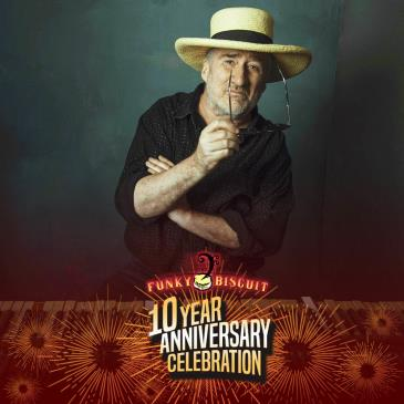 10 Year Anniversary Celebration Featuring Jon Cleary: Main Image