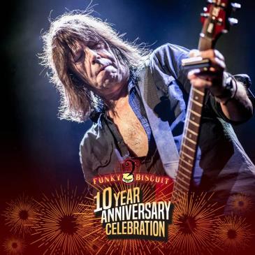 10 Year Anniversary Celebration Featuring Pat Travers: Main Image