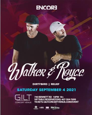 Walker & Royce - ORLANDO: Main Image