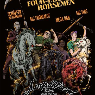 FREE SHOW: The Four-Eyed Horsemen - INSIDE STAGE-img