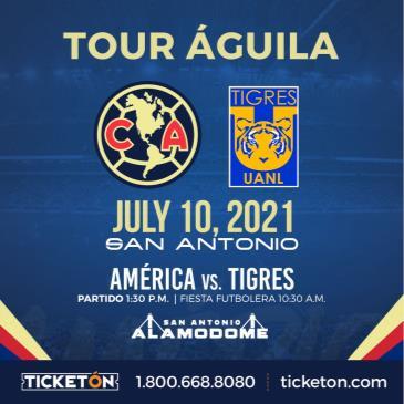 CLUB AMERICA VS TIGRES