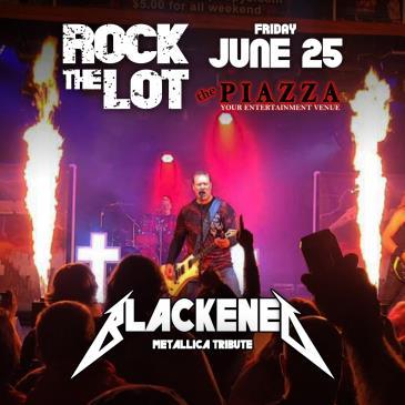 Metallica Tribute - Blackened: Main Image