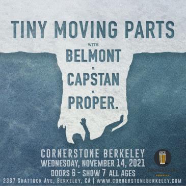 Tiny Moving Parts: