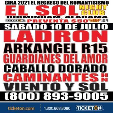 EL REGRESO DEL ROMANTISISMO El SOL NIGHT CLUB