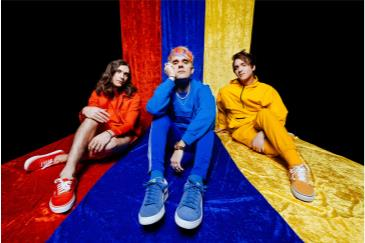 A NIGHT OUT ON EARTH TOUR feat Waterparks: Main Image