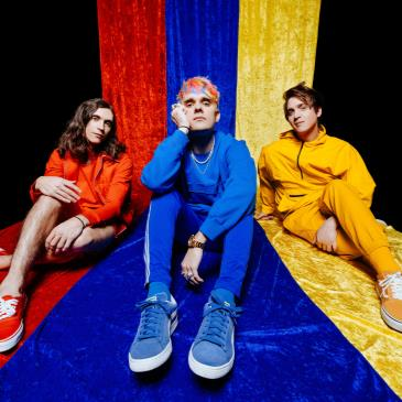A NIGHT OUT ON EARTH TOUR feat Waterparks-img