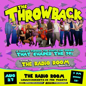The Throwback Party: Main Image