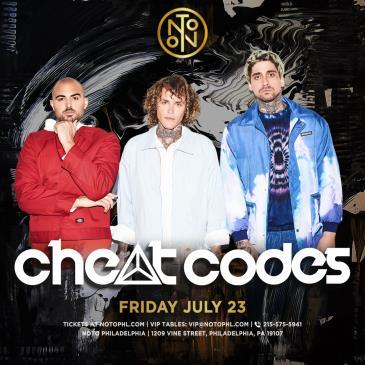 Cheat Codes: Main Image