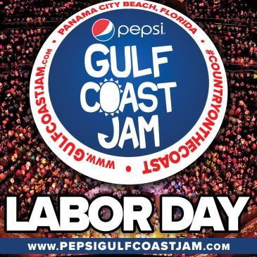 Pepsi Gulf Coast Jam September 2021: Main Image