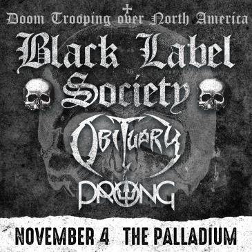 BLACK LABEL SOCIETY: Doom Trooping Over North America-img