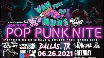 Pop Punk Nite: Van Full of Nuns *MusiCares Community Event*: Main Image