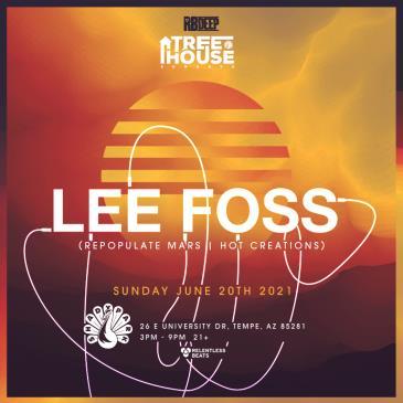 Lee Foss: Main Image