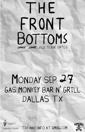 The Front Bottoms: Main Image