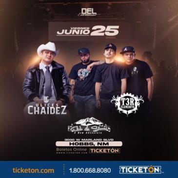 ULICES CHAIDEZ Y T3R ELEMENTO