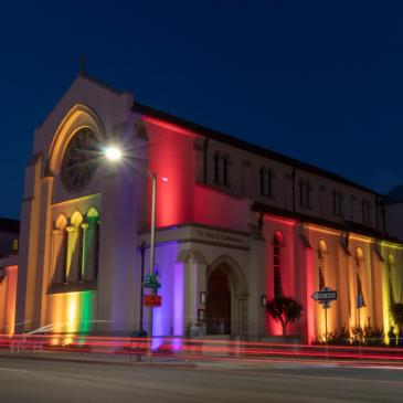 Light up the Cathedral: