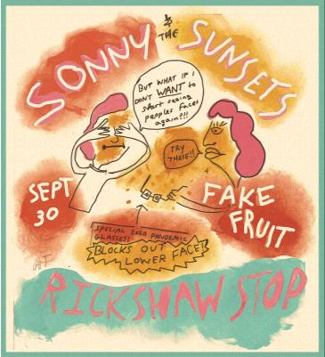 SONNY & THE SUNSETS Album Release Party!: