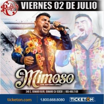 """""""EL MIMOSO"""" LUIS ANTONIO LOPEZ: Main Image"""
