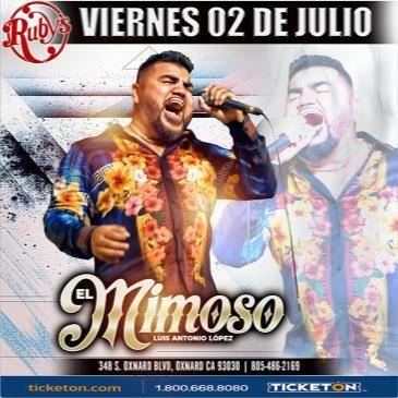 """""""El Mimoso"""" Luis Antonio Lopez"""