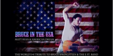 Bruce in the USA: Main Image