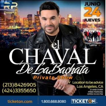 EL CHAVAL DE LA BACHATA: Main Image