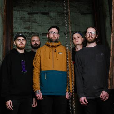 """The Acacia Strain """"It Comes In Waves + Catalog"""":"""