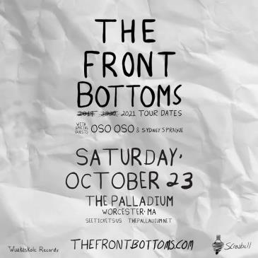 THE FRONT BOTTOMS: