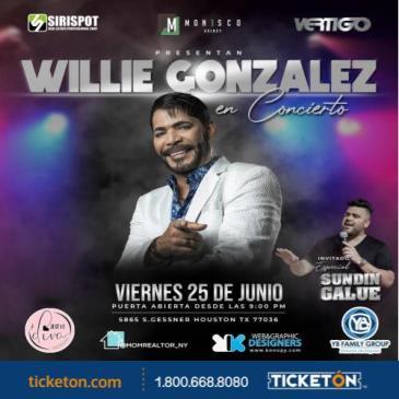 WILLIE GONZALEZ: Main Image