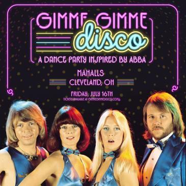 Gimme Gimme Disco at Mahall's: Main Image
