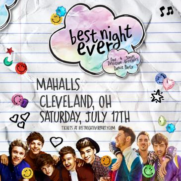 Best Night Ever at Mahall's: Main Image