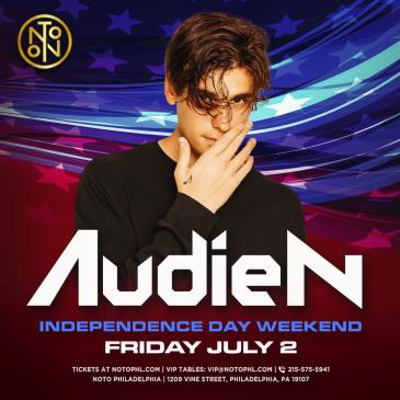 Audien: Independence Day Weekend: