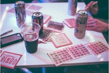 Substrate Bingo: