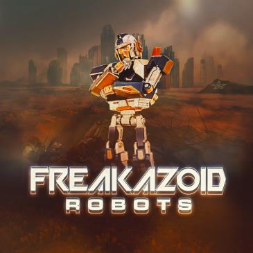 Freakazoid Robots (CANCELLED):