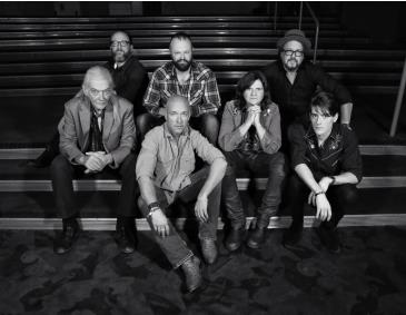 Live in the Lot: Amy Ray Band: Main Image