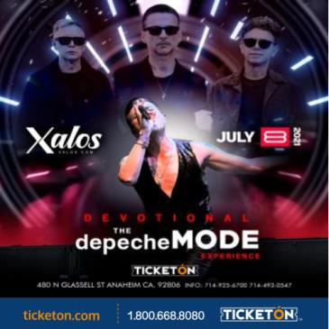 Devotional The DepecheMODE Experience