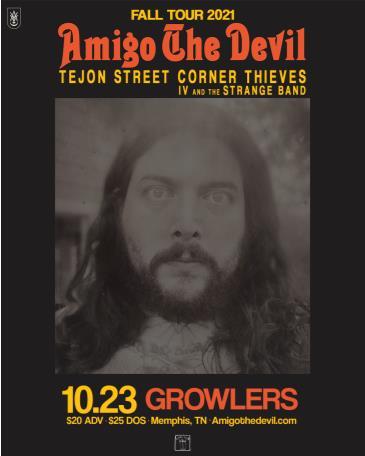 Amigo the Devil w/ Tejon Street Corner Thieves & IV: Main Image