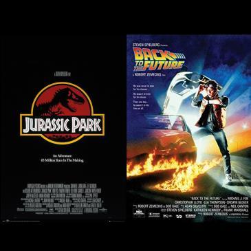 Jurassic Park & Back to the Future - June 18: Main Image
