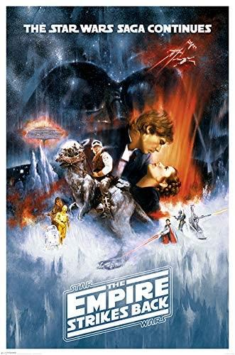 Star Wars Empire Strikes Back & Return of The Jedi - June 25: Main Image