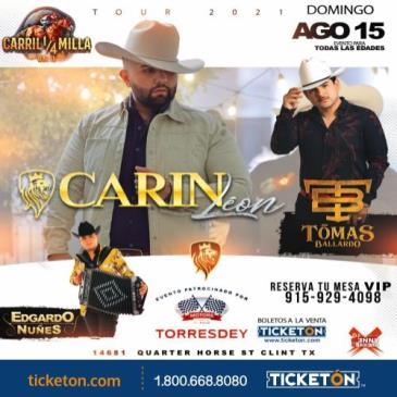 CARIN LEON EN EL PASO TX