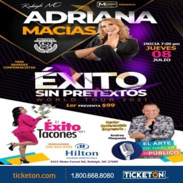 ADRIANA MACIAS: Main Image