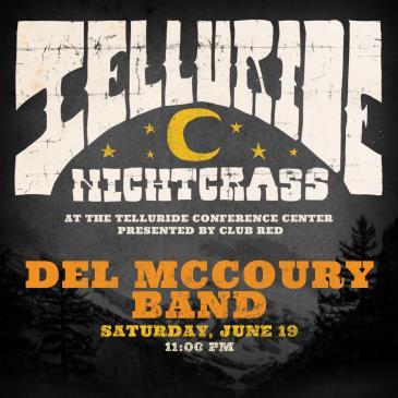 Del McCoury Band - NightGrass: Main Image