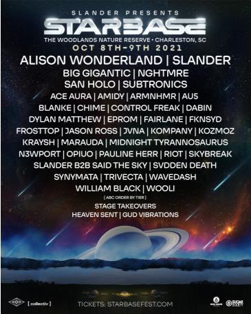 Starbase Festival: Cancelled: