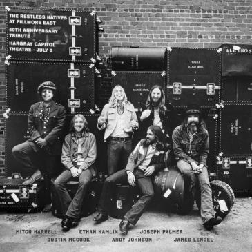 Restless Natives At Fillmore East 50th Anniversary Tribute: